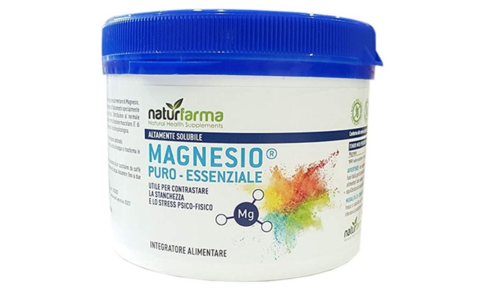 Magnesio Puro Essenziale Naturfarma