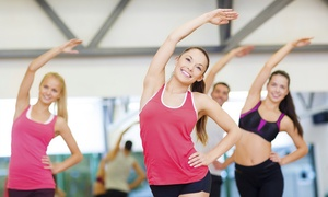 London Fitness Classes: Insanity, Hiit, Pilates, Yoga, or Zumba: Up to 50 Sessions at London Fitness Classes (Up to 86% Off)
