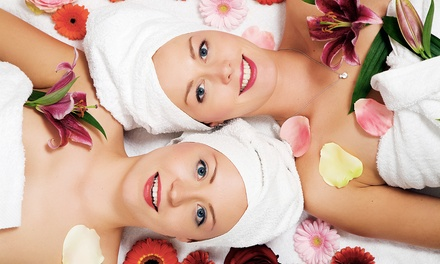 Kids' Regular or Deluxe Nail or Spa Party with Facials for Up to Six from Spa Parties Atlanta (Up to 51% Off)