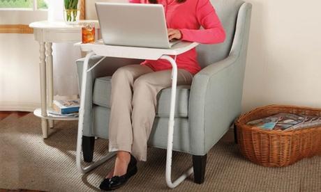 Tavolino portatile regolabile per laptop