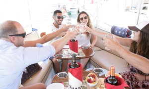 Duffy of San Diego: 90-Minute Captained Charter with Wine and Cheese for Two, Four, or Six with Duffy of San Diego (Up to 50% Off)