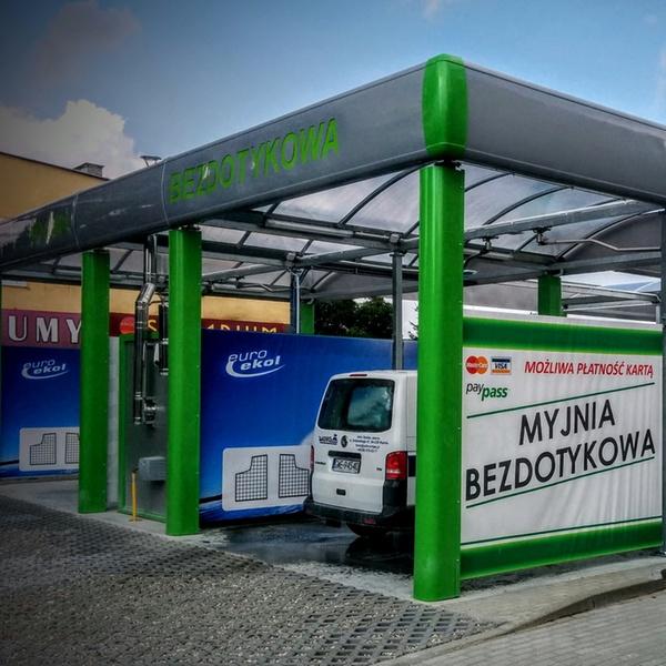 Wspaniały Myjnia bezdotykowa - Zielona Myjnia Gdynia | Groupon ST03