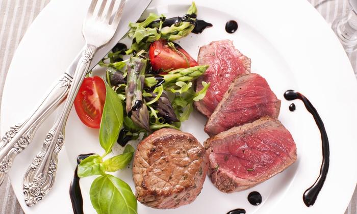 La Civetta Cucina in Agriturismo - Lonato del Garda: Menu gourmet di carne e bottiglia di vino da La Civetta Cucina in Agriturismo a Lonato del Garda (sconto fino a 41%)