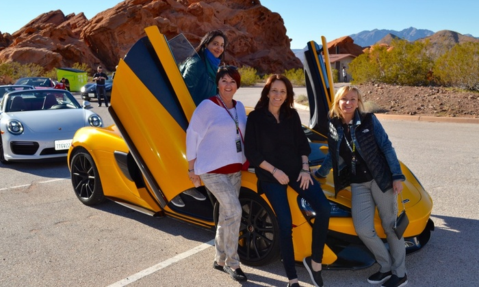 Exotic Driving Experiences Las Vegas Nv Groupon