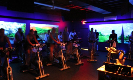 5, 10, or 15 Indoor Cycling Classes at SpinWorksRI.com (Up to 72% Off)