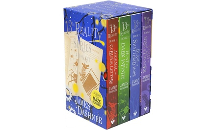 The 13th Reality Book Collection