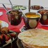 British-Indian Two-Course Dinner