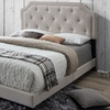 Willis Fabric Upholstered Bed