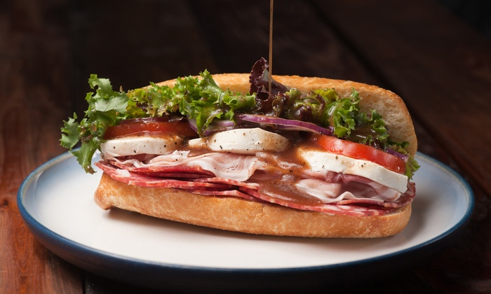 Giancarlo's Gourmet - North New Hyde Park: Gourmet Italian Deli at Giancarlo's Gourmet (40% Off). Two Options Available.