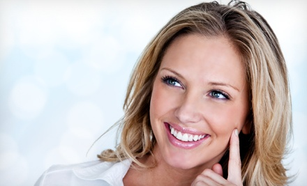 Teeth-Whitening Package with Exam, X-rays, and Two or Four Tubes of Whitening Gel at Horizons Dentistry (Up to 76% Off)