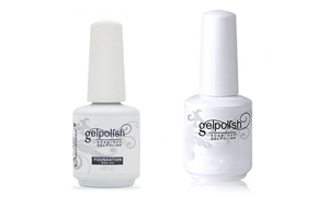 Vernis,gel nail et base coat