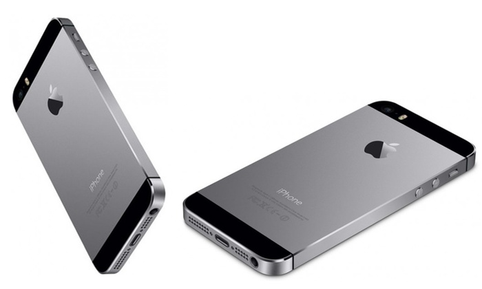 apple iphone 5s 16 ou 32 go reconditionn groupon. Black Bedroom Furniture Sets. Home Design Ideas
