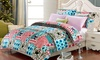 Microfleece Duvet Cover Set