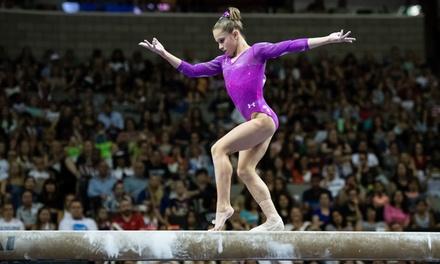 Nastia Liukin Cup, 2017 AT&T American Cup Gymnastics, or ... Nastia Cup