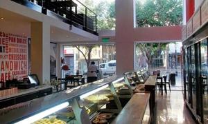 Confiteria Montserrat: Desde $158 por 1, 2 o 4 docenas de sándwiches de miga triples en Confitería Montserrat