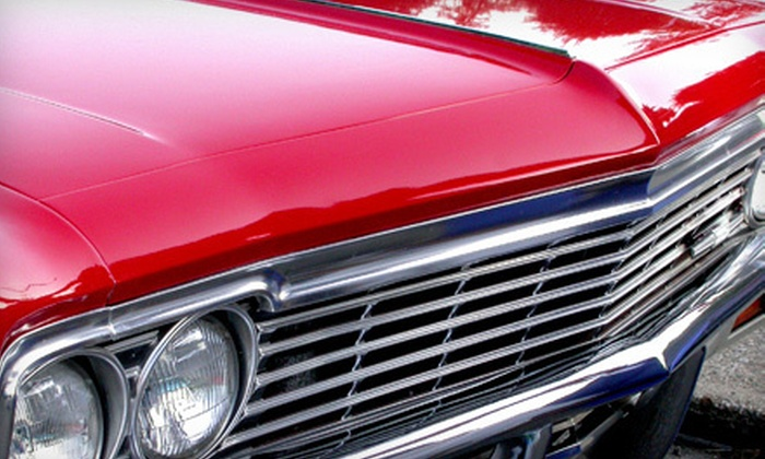 JTs Auto Technologies - Rosedale Industrial: General Detailing Package for a Small or Midsized Vehicle or a Large Vehicle at JT's Auto Technologies (Up to 67% Off)