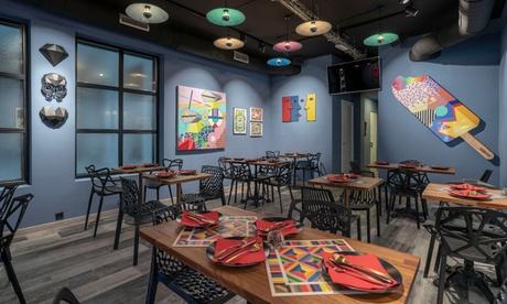 Menú para 2 o 4 personas con entrante, principal, postre y opción a maridaje desde 34,95 € en La Tinta Restaurante