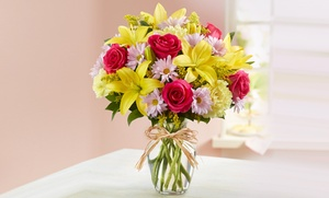 50% Off Flowers from 1-800-Flowers.com at 1-800-Flowers.com, plus 6.0% Cash Back from Ebates.
