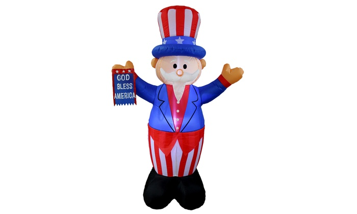 ... 4th Of July Patriotic Lawn Inflatables: 4th Of July Patriotic Lawn  Inflatables ...