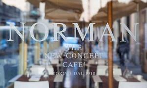 The New Concept Cafe' Norman: Dolci artigianali a scelta più bicchiere di bicerin classico al The New Concept Cafe' Norman (sconto 51%)