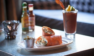 The Living Room Wine Cafe & Lounge: $14 for $25 Worth of Lunch or Brunch at The Living Room Wine Café & Lounge (La Encantada Location)