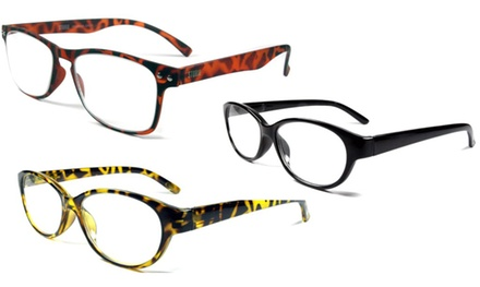 Storm London Ready Reading Glasses in Choice of Colour