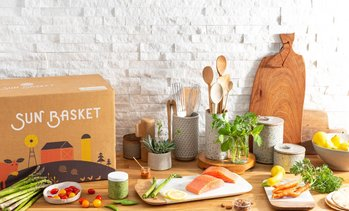 60% Off Meal Delivery from Sun Basket