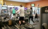 50% Off Gym Membership and Personal Training