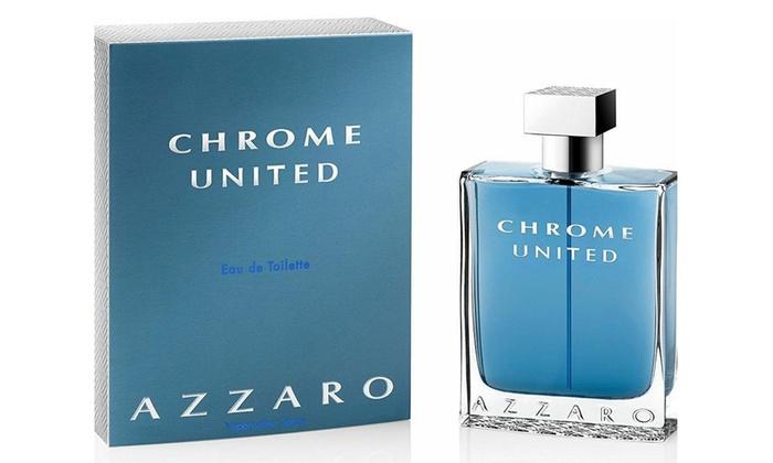 United United Edt 100mlGroupon Edt Chrome Azzaro Azzaro Chrome rCedBox