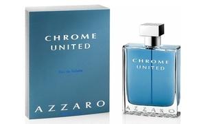 EDT Chrome United Azzaro 100ml