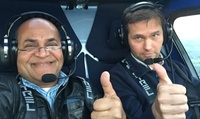 Introductory 90-Minute Learn to Fly Experience at London Airsports Centre