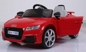 Voiture éléctrique Audi enfant