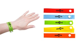 Bracelets anti-moustiques