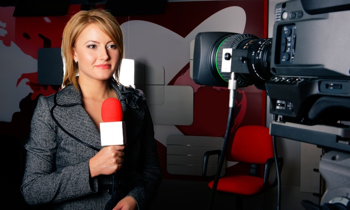 Media Training Worldwide: $29 for an Online Media-Training Course from Media Training Worldwide ($297 Value)