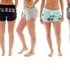 Coco Limon Women's Cotton Shorts (5-Pairs)