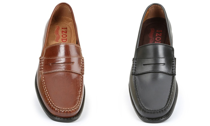 IZOD Edmund Men's Penny ... Loafers 100% guaranteed sale online new arrival cheap online cheap sale brand new unisex discount fake free shipping finishline gLn7UfoJ