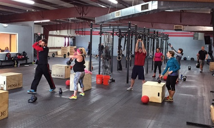 One Month of Unlimited CrossFit Classes at CrossFit Kaiju (Up to 73% Off)