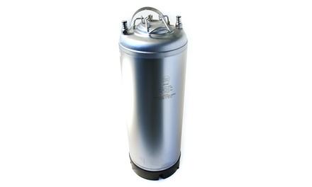 5-Gallon Ball Lock Corny Keg at Homebrew Exchange