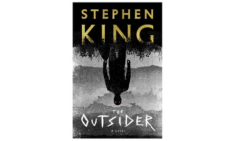 Stephen King The Outsider Book