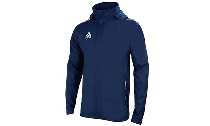 Manteau de pluie Adidas Core 15 | Groupon