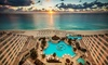 All-Inclusive Cancún Trip with Airfare - Cancún, Mexico: 4-, 5-, 6- or 7-Night All-Inclusive Vacation at 4-Star ME Cancún and Round-Trip Flight from Vacation Express