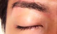 【最大33%OFF】印象を左右する眉毛。プロの技でキリッとかっこ良い形に≪メンズアイブロウスタイリング/1回分 or 3回分≫男性限定 ...