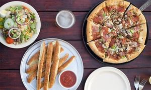 DoubleDave's Pizzaworks League City: Pizzeria Cuisine at DoubleDave's Pizzaworks League City (40% Off)