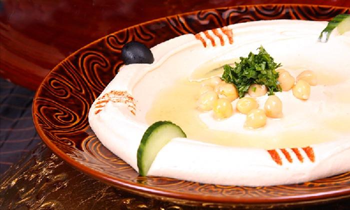 Sahara Restaurant & Grill - Oak Park: $14 for $25 Worth of Mediterranean Cuisine at Sahara Restaurant & Grill