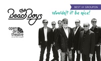 Beach Boys on 24 May at Scarborough Open Air Theatre (Up to 57% Off*)