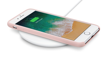 10W White or Black Wireless Smartphone Charger