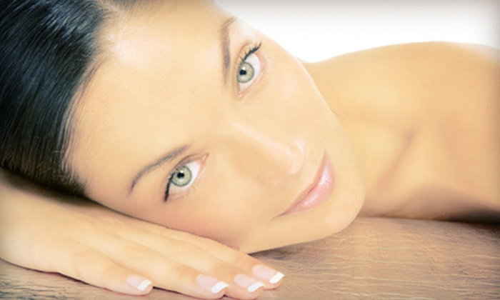 Heavenly Images - Newton: One or Two Chemical Peels and Laser Skin-Rejuvenation Treatments at Heavenly Images (Up to 85% Off)