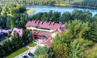 Augustów: 2-6 dni dla 2 osób ze śniadaniami lub wyżywieniem w Hotelu Wojciech 3*