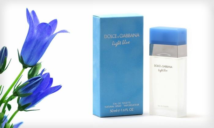 Dolce & Gabbana Light Blue: $42.99 for a Dolce & Gabbana Light Blue 1.6 Oz. Bottle of Eau de Toilette Spray ($68 List Price)