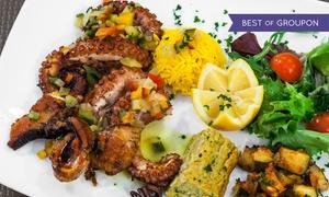 LE ROMARIN: Menu en 2 ou 3 services avec plat et dessert ou entrée, plat et dessert pour 2 dès 29,90 € au restaurant Le Romarin
